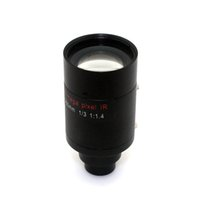 ingrosso lunga focalizzazione-2.0 Megapixel Varifocal M14 Mount 5-50mm CCTV Lens Long Distance View 1/3 pollici Messa a fuoco manuale e zoom Apertura F1.4 per fotocamera 1080P / AHD