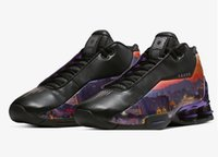 Wholesale vince carter shoes resale online - BB4 China Hoop Dreams Features The Beijing Skyline PK Quality China Men s yakuda OG Black Patent Training Sneakers Vince Carter Shoes