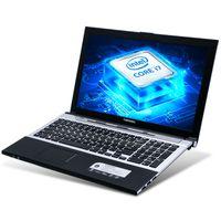 высокий экран dvd оптовых-Ноутбук P8-02 15,6 дюйма Высокое качество Intel Core i7 3537U 8G RAM 240GB SSD DVD ROM HD Экран игрового ноутбука ноутбука