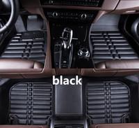 carros jeep cherokee venda por atacado-Jeep Grand Cherokee 2005-2010 tapete de carro antiderrapante tapete de couro tapete de carro à prova d 'água