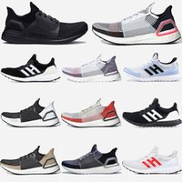 Wholesale cream housings for sale – best ultraboost Primeknit Triple White Black Game of Thrones X Ultra boost Running Shoes For Men Trainers House Lannister Orca Women Sneakers