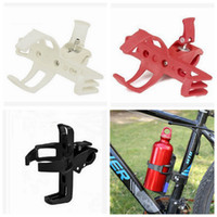 Wholesale bottle for cycling resale online - Bike Water Bottle Holder Bicycle Water Bottle Cage Cycling Bottle Holder Bike Cup Drink Holder for Bicycle Accessories LJJZ191