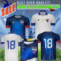 personalizar jersey de brasil al por mayor-NUEVO 2019 Fortaleza EC JERSEYS INICIO AZUL BLANCO BRASIL LIGA BRASIL 19 20 personalizar camisetas de fútbol