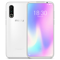 "Original Meizu 16S Pro 4G LTE Cell Phone 8GB RAM 128GB 256GB ROM Snapdragon 855 Plus Octa Core 6.2"" Full Screen Fingerprint ID Mobile Phone"