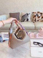 ingrosso borsa del tote del progettista del hobo-freeshipping borse di marca famoso designer di alta qualità borse a tracolla in pelle borsa spaccato delle donne borsa di lusso casual H Messenger Bag tote.