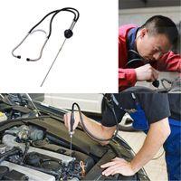 cdp diagnose freies verschiffen großhandel-Autoreparatur Mechanik Stethoskop Auto Motorblock Diagnose Automotive Hörgeräte Mehrzweck Accesorios de coche