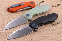 Wholesale assisted knives for sale - Zero Tolerance ZT0456 CR18MOV Blade Flipper Assisted Opening Tactical Bearing Folding Knife Camping Survival EDC Hiking Gift Knives P288F R