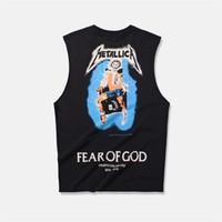 ingrosso camicia di harajuku 3d-T-Shirt 3D Summer Mens manica corta Tee Tops Harajuku ricamo Vetements Metallica Tshirt