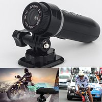 Wholesale camera bike motorcycle online - HD P Mini Bike Motorcycles Video Recorders Camcorder Camera Stylish design with distinctive look V A