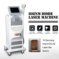 Wholesale diode laser professional resale online - 2019 Professional Diode Laser Hair Removal nm Machine Permanently Ice Platinum diode laser Million Shots