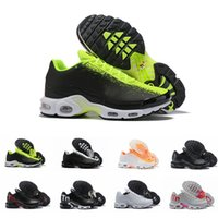 ingrosso max gps-Nike Air Max Tn SE Running Shoes for Men Chaussures Tns GP Mercurial Mens Trainers Sneakers Athletic de Sports Size 40 -46