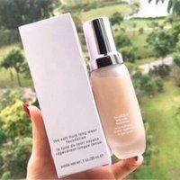длинный ношение макияжа оптовых-Высочайшее качество Мягкая Жидкость Долговечная жидкая основа для макияжа Skincolor Concealer 30 мл DHL бесплатная доставка