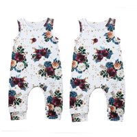 Wholesale adorable baby clothing for sale - Group buy Newest Style Newborn Infant Baby Girl Spring Summer Sleeveless Adorable Romper Jumpsuit Outfit Clothes Playsuit Months