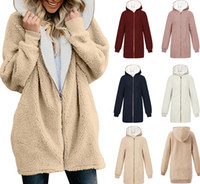 Wholesale mother maternity clothes for sale - Group buy 11 Styles Maternity Cardigans Jackets Winter Coats Mom Warm Jumper Fleece Fur Coat Hoodie Outwear manteau mother clothing M809