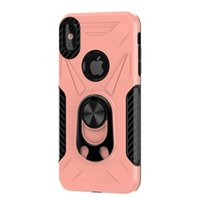 Wholesale bottle opener clip for sale - Group buy Tough Hybrid Magetic Car Mount Phone Case with Standable Ring For Motorola Moto G7 Power Play Coolpad Legacy Revvl Plus Bottle Openers Cover