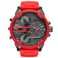 dw herrenuhren groihandel-Luxus Sport Militär montres Mens neue Original reloj große dial Dieseln Uhren dz Uhr dz7331 DZ7312 DZ7315 DZ7333 DZ7311