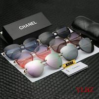 menteşe satışları toptan satış-AOOKO Sıcak Satış Tasarımcı Pop Kulübü Moda Güneş Erkekler Güneş Gözlükleri Kadın Retro Yeşil G15 gri kahverengi Siyah Cıva lens Yeni Menteşe 49mm 51mm