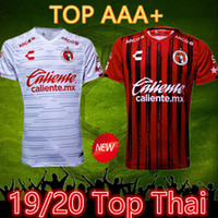 xolos mexico al por mayor-top thai 2019 Xolos de Tijuana CHARLY soccer jersey 19 20 Mexico Club Camisa de Futebol 2020 LIGA MX Local Visitante Camisetas de fútbol