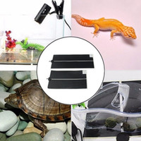 Wholesale heat mats resale online - Reptile Advanced Heat Mat Vivarium Lizard Gecko Heat Pad Reptile Supplies pet heating supplies W CM FFA1758