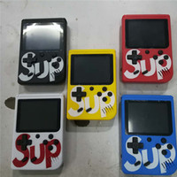 Wholesale bluetooth games android for sale - Group buy SUP IN Game BOX Console Plus Handheld GAME PAD Colorful LCD Screen Mini Game Players with retail box