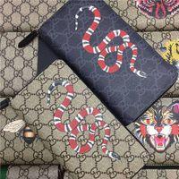 carte z achat en gros de-2019 sacs à main de designer sacs à main d'embrayage sacs à main sacs à main femmes portefeuilles portefeuille homme porte-cartes designer porte-carte en cuir véritable avec boîte 451273 Z