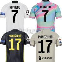 75e93931f56 kits deportivos al por mayor-Juventus Juve 2018 19 Dybala Buffon Pjanic  Higuaín Champions