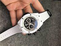 кварцевый кварц оптовых-Модный бренд мужские часы многоцветный ремень отдыха на открытом воздухе военные спортивные кварцевые большой циферблат календарь часы роскошные часы все SUB работа