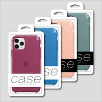 Wholesale iphone retail packaging pvc for sale – best Blister PVC Plastic Clear Retail Packaging Package Box for iPhone Pro Pro max Clear Mobile Phone Case Cover