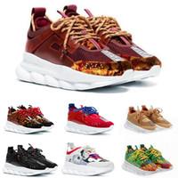 gelbe beiläufige schuhe für männer großhandel-Luftkissen Designer Sneakers Mode Lässig Laufschuhe Für Männer Frauen OG QS Ultra Luxus Schuhe Marke Trainer Outdoor Sports Schuhe 36-45