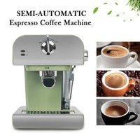 Wholesale gzzt for sale - Group buy GZZT Home Small Bar Semi automatic Espresso Coffee Machine Easy To Use W