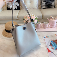 Wholesale latest designs ladies handbags resale online - latest design lady bucket bags famous designer shoulder bags women luxury handbags designer luxury hobo bags