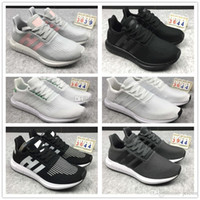Wholesale free run black red for sale - Group buy New Casual Shoes CQ2118 XR1 Originals Stan Smith Swift Run Primeknit Men Womens Running Shoes Casual Shoes EUR36