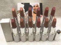 make-up lippenstift verkaufen großhandel-KOSTENLOSER VERSAND Niedrigster meistverkaufter guter Verkauf 2019 NEUESTES Produkt Make-up MATTE LIPSTICK Zwölf verschiedene Farben