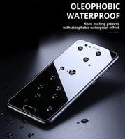 huawei 4c toptan satış-Huawei için yüksek dereceli temperli cam şan 7 8 10 Pro 6 7 5x 4c 4x 5c P20 P8 Lite Pro temperli filmi Mate