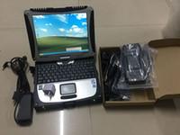 volvo vcads pro großhandel-Lkw-Scan-Werkzeuge Hochleistungs-LKW-Scanner für Volvo Vcads Pro mit Laptop-Touchscreen cf-19, gebrauchsfertig, 2 Jahre Garantie