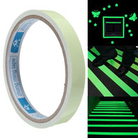 Wholesale walk stickers for sale - Group buy Luminous Tape for Bicycle Accessories Fluorescent Tapes Tape Night Vision Self adhesive Sticker Warning Night Walk Reflective