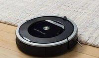 tomada cinzenta venda por atacado-Best Irobot Brand Grey iRobot Roomba 870 Aspirador de pó automático Outlet Online