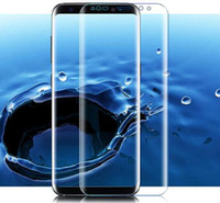 Wholesale glas resale online - 2019 New Tempered Glass Case For Samsung Note S9 S8 Plus S7 S6 Edge Protective Glas Screen Protector On Galaxy Not s s s S