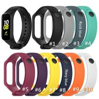 Wholesale samsung galaxy watches online – For Samsung Galaxy fit e R375 Smart watch strap silicone bands bracelet replacement with Pattern Smart accessoires