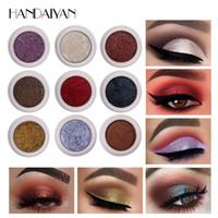 sombras de olhos minerais venda por atacado-Maquiagem 12 cores Sombra de Olho Maquiagem Cosméticos Shimmer Em Pó Pigmento Mineral Glitter único Eyeshadow Maquillage