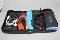 Wholesale 12v laptop car chargers resale online - 46800mAh Portable Car Battery Mini Jump Starter Emergency Charger Multi fonction Laptop Mobile Phone Power Bank Starthilfe