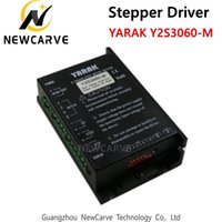 step motorlu makina toptan satış-Yueming Step Motor Sürücü Yarak Y2S3060-M 20-60VDC Lazer Oyma Ve Kesme Makinesi Için Newcarve