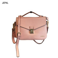 Wholesale best classic handbags resale online - OC best selling style POCHETTE Lady Handbag lock variety of color Empreinte Leather top messenger bag Classic coated canvas style