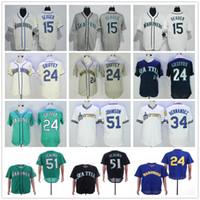 online retailer 31d30 bdf8d Wholesale Felix Hernandez Jersey - Buy Cheap Felix Hernandez ...