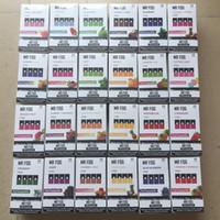 Wholesale cool e cigarettes for sale - Group buy New Package Vape Pen Compatible Pods Mango Cool Mint Device Pods Empty Cartridges for E Cigarette Portable Kit refillable MR FOG SEA Pod