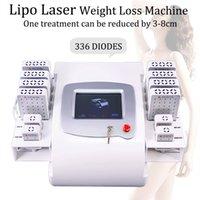 almofada de diodo lipo venda por atacado-Laser Lipo diodo laser máquina de emagrecimento 12 pcs pad ZERONA diodo lipo laser lipolaser equipamentos de perda de peso