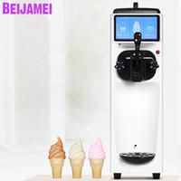 фабрики мороженого оптовых-BEIJAMEI завод мягкое мороженое машина электроприборы мороженое производитель коммерческих главная машина мороженого