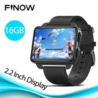 Wholesale 3g mobile phone watch for sale – best Finwo dm99 Android smart watch mobile phone GB GB MAH battery W camera GPS WiFi SIM MP4 G smart Watch
