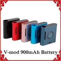 vape orijinal mod ipv toptan satış-En kaliteli Vapemod pil Vape Kalem Kartuşları 900 mah Vapmod V-mod pil Boş Vape Kalem Kartuşları için 510 Konu Pil 0266243