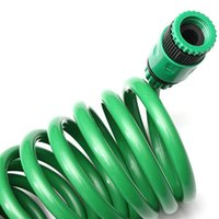 Wholesale expandable flexible garden water hose resale online - 25FT Flexible Portable Expandable Garden Water HoseThese coiled garden hoses recoil quickly for compact and organized storage